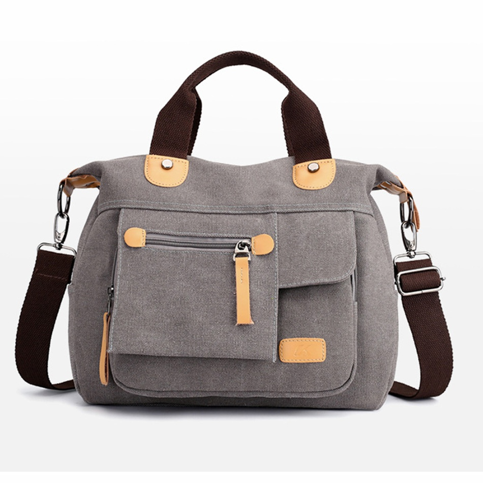 Home-Accessories Vintage Multi-functional Canvas Crossbody Shoulder ... 6a4fc2d48cee5