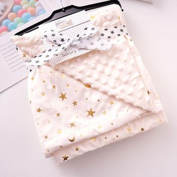 Baby Swaddle Blankets Soft Sleeping Blanket Wrap Set Newborn Baby Bedding stuff