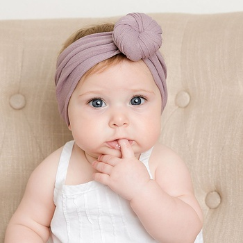Cute Solid Headband for Baby and Toddler