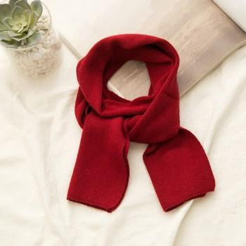 Trendy Solid Knitted Longline Scarf