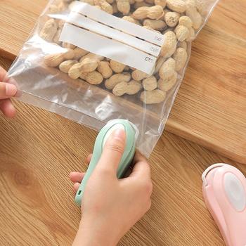 1 Pcs Mini Portable Seal Packing Plastic Bag Sealer