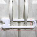 Useful U Design Safety Lock for Cabinet and Door