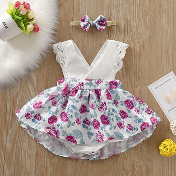 dbc79e9f96af Baby Toddlers Baby Toddler Girl Dresses | PatPat | Free Shipping