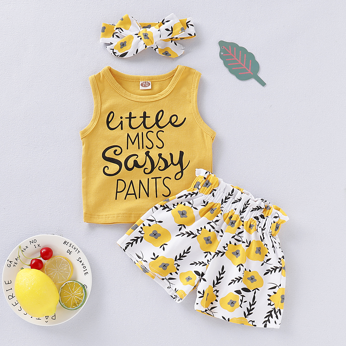 The Best 2019 Fashion Baby Clothes Short Sleeve Infant Kid Baby Girl Floral Big Bow Top T-shirt Short Pp Pants Outfit Summer Set 0-24 M Big Clearance Sale Clothing Sets Mother & Kids