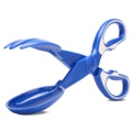 Practical Scissors Design Pick Up Clips Cleanning Supplies for Pet