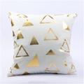 1 Pcs Fashionable Geo Print Pillowcase