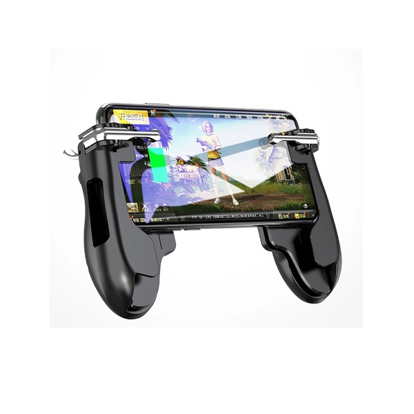 Disconnect-type Shooting Gamepad Controller for Mobile and Pad