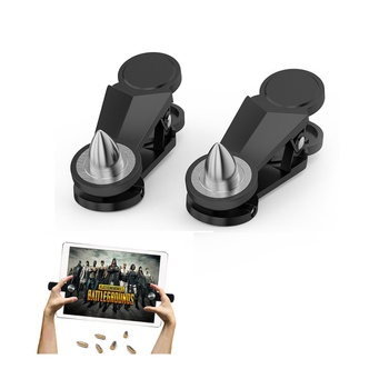 1-pair Sensitive Bullet Design Aim Trigger Fire Buttons