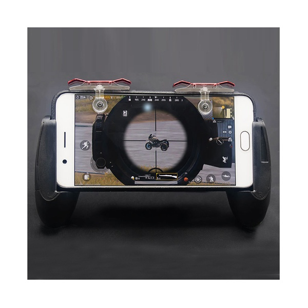 Shooter Button Trigger for Phone Games