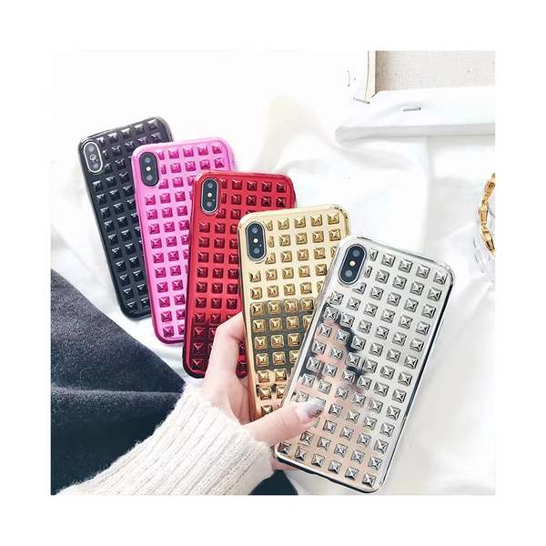 Creative Sparking Convex Design Phone Case for iPhone