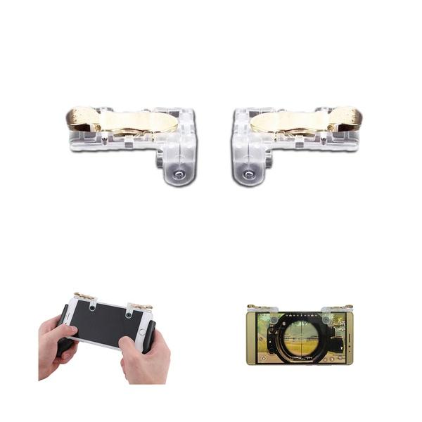 Sensitive Portable Shoot and Aim Keys Game Controller