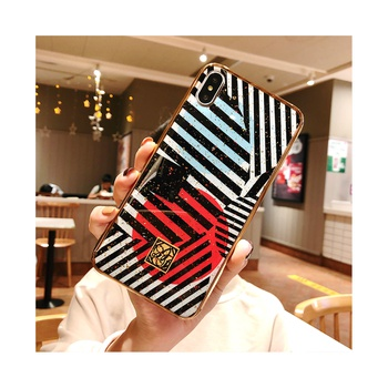 Creative Zebre Stripe Pattern Phone Case for iPhone and Samsung