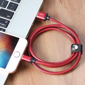 2 In 1 USB Cable Fast Charging Cord for iPhone