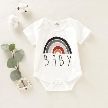 Baby Rainbow Baby Bodysuit