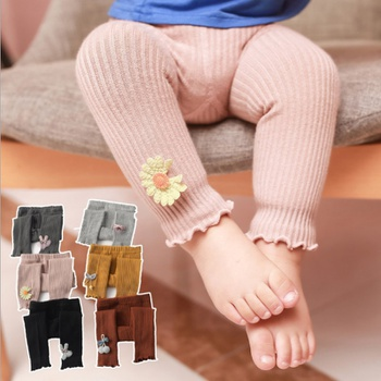 Baby Girl Leggings & Boot Pants