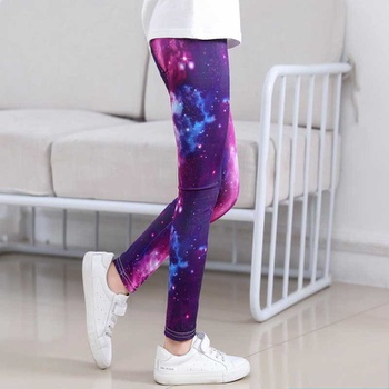 Trendy Starry Leggings