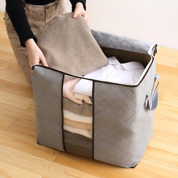 Collapsible Clothes Storage Bag