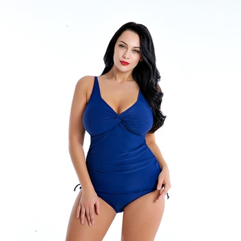 664892f632 Womens One Piece Swimsuits Tummy Control Swimwear High Waisted Plus Size  Bathing Suits Trendy