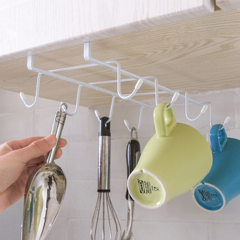 Removable Iron Design Storage Hook