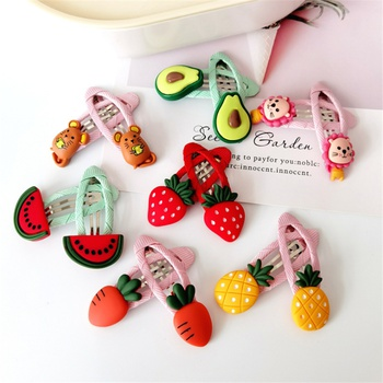 14-pack Adorable Hairpins for Girls