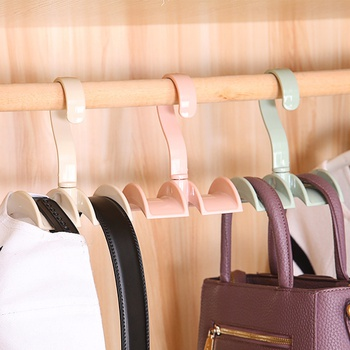 Convenient Hanging Bag/Belt Organizer
