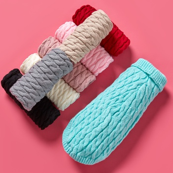 New Spring and Autumn Pet Wool Sweater