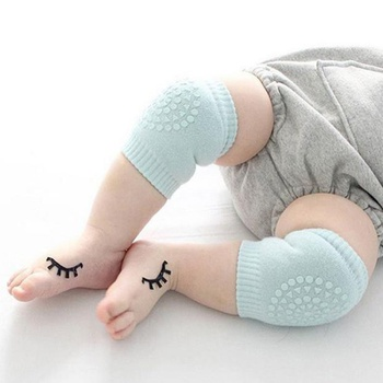 Baby / Toddler Solid Antiskid Kneecaps