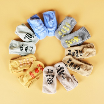 Baby / Toddler Letter Antiskid Socks