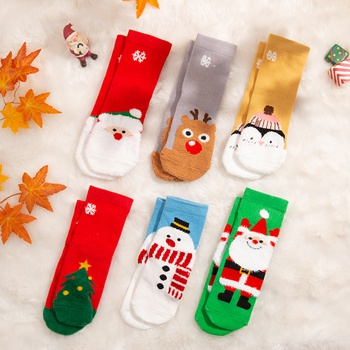 Toddler / Kid Christmas Socks