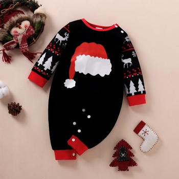 Baby Christmas Tree Jumpsuit