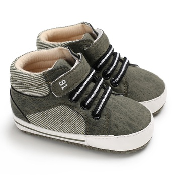 Baby / Toddler Casual High-top Prewalker Sneakers