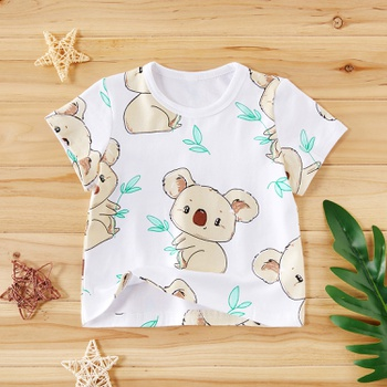 Baby / Toddler Adorable Koala Allover Tee