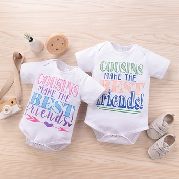 Baby Letter Rompers