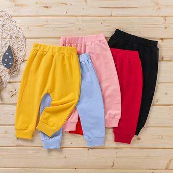 Baby Unisex Sweet straight Casual Pants & Sweatpants & Harem Pants
