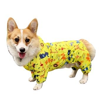 Pet Cute Waterproof Raincoat