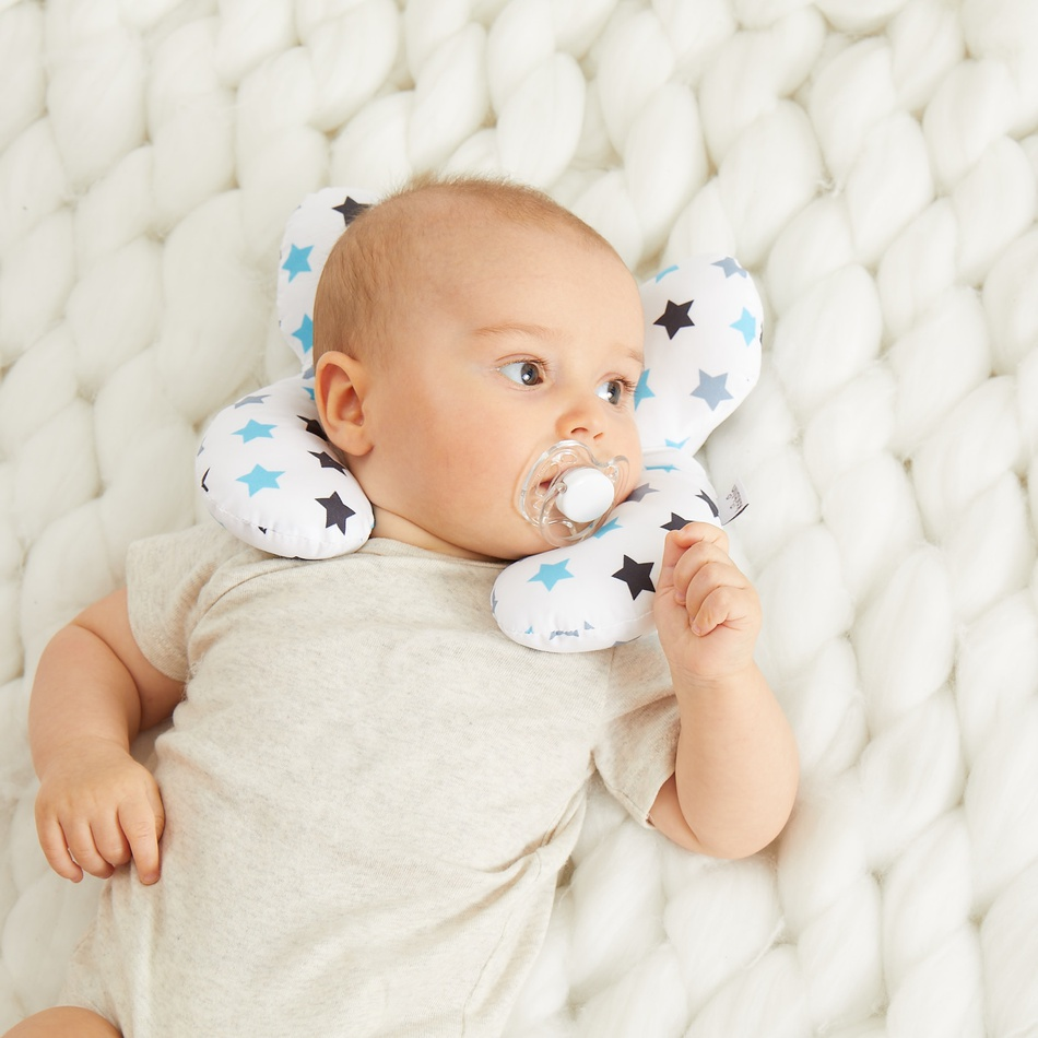 U Shaped Travel Pillow Baby Neck