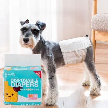 Male Pet Dog Magic Diaper