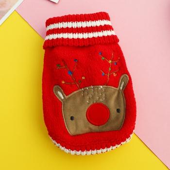 Pet cartoon sweater