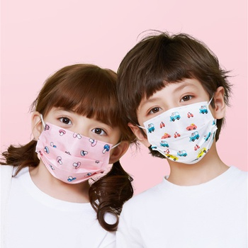 10-Pack Toddler & Kids Anti Dust, Droplet, Breathable Mask Non-medical use