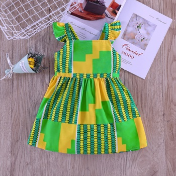 Baby / Toddler Stylish Colorblock Dress