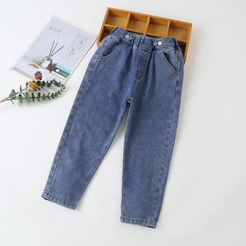 Trendy Denim Elasticized Jeans