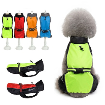 Pet Waterproof  Raincoat