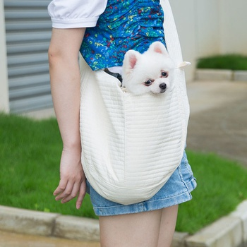 Pet Messenger Bag Large Capacity Outing Bag