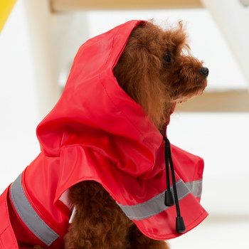 Dog Sports Full Coverage Raincoat