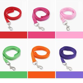 Multicolor Pet Leash Imitation Nylon