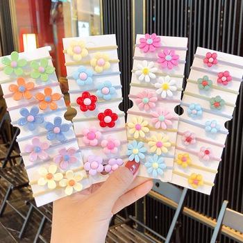 10-pack Flower Hairbands for Girls