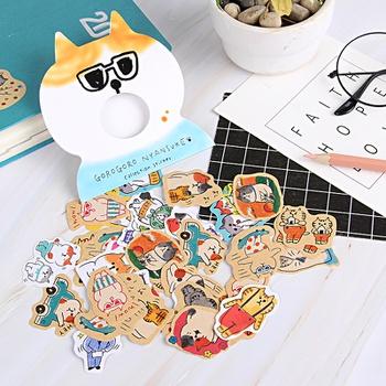 Cute Cat Mini DIY Stickers (30 pcs)