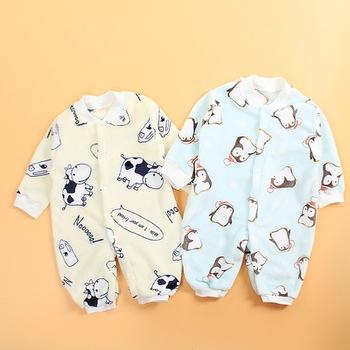 Baby Unisex casual Animal Jumpsuits