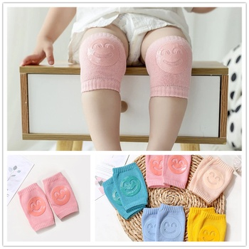 Cartoon Comfy Antiskid Knee Pad For Baby