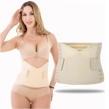 Breathable Maternity Postpartum Slimming belt Waist Corset Belt